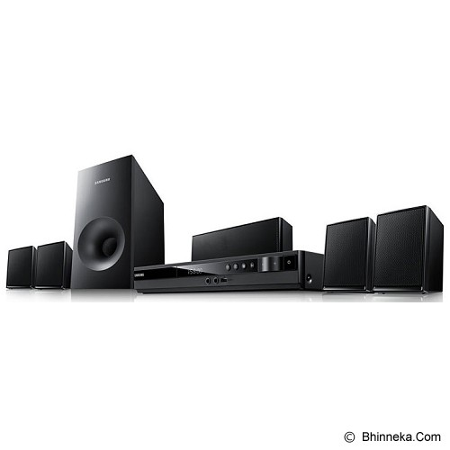 SAMSUNG Home Theater 5.1ch [HT-E350K] - Home Theater System